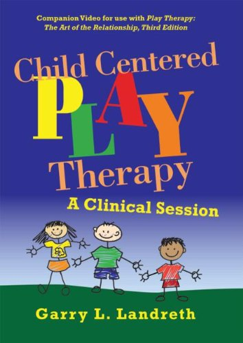 9780415623896: Play Therapy Child Centered Play Therapy: A Clinical Session