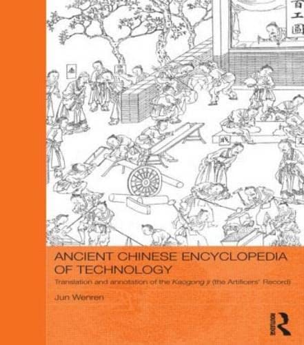 9780415623988: Ancient Chinese Encyclopedia of Technology