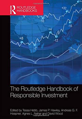 9780415624510: The Routledge Handbook of Responsible Investment