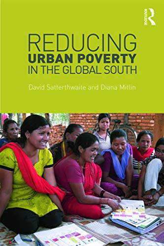 9780415624640: Reducing Urban Poverty in the Global South