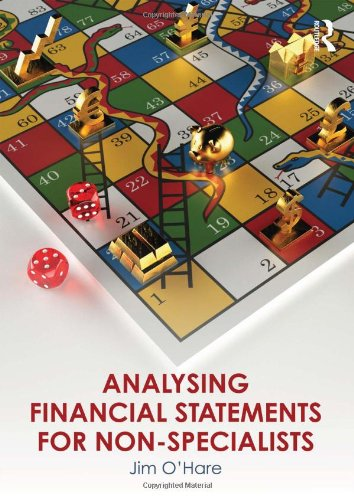 9780415624725: Analysing Financial Statements for Non-Specialists