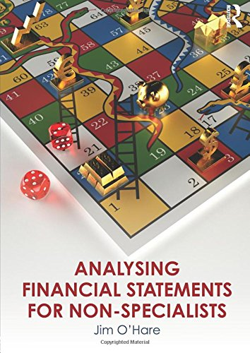 Analysing Financial Statements for Non-Specialists: O'Hare, Jim