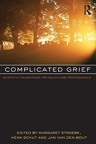 9780415625050: Complicated Grief: Scientific Foundations for Health Care Professionals