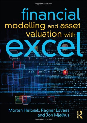 9780415625968: Financial Modelling and Asset Valuation with Excel