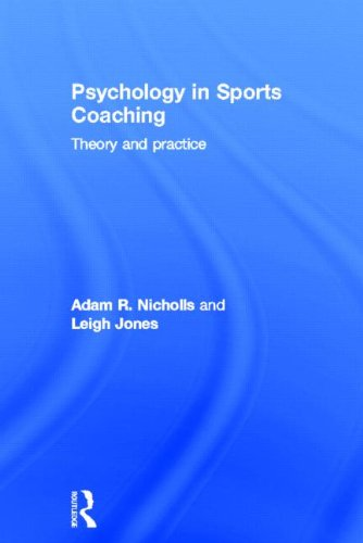 9780415625982: Psychology in Sports Coaching: Theory and Practice