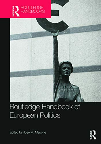 9780415626750: Routledge Handbook of European Politics (Routledge Handbooks)