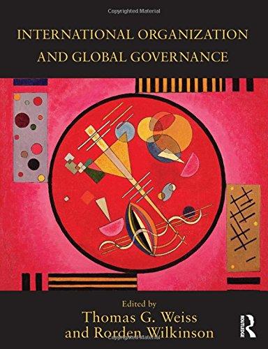 9780415627436: International Organization and Global Governance