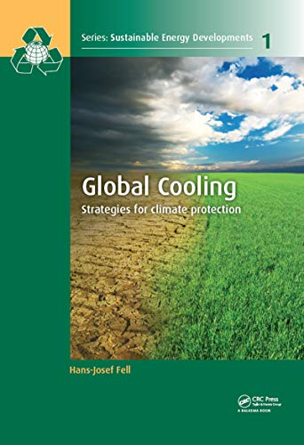 9780415628532: Global Cooling: Strategies for Climate Protection (Sustainable Energy Developments)