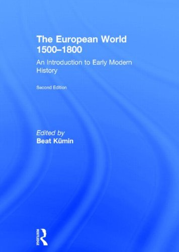 9780415628631: The European World 1500-1800: An Introduction to Early Modern History