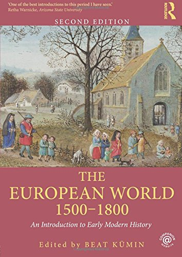 9780415628648: The European World 1500-1800: An Introduction to Early Modern History