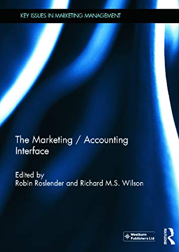 9780415628860: The Marketing / Accounting Interface (Key Issues in Marketing Management)