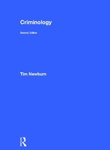 9780415628938: Criminology