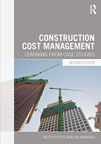 9780415629133: Construction Cost Management