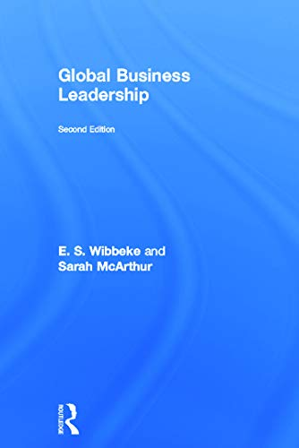 9780415629812: Global Business Leadership