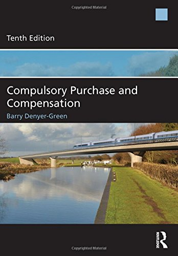 9780415629898: Compulsory Purchase and Compensation