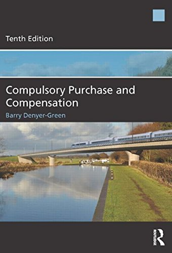 9780415629928: Compulsory Purchase and Compensation (Volume 1)