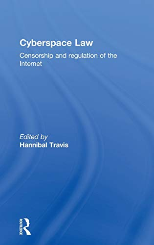 9780415630306: Cyberspace Law: Censorship and Regulation of the Internet
