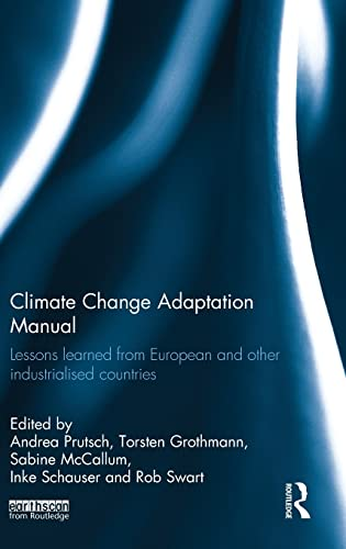9780415630405: Climate Change Adaptation Manual: Lessons learned from European and other industrialised countries