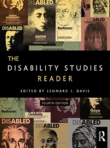 9780415630528: The Disability Studies Reader