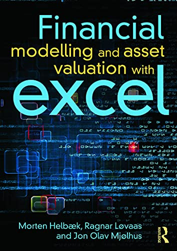 9780415630580: Financial Modelling and Asset Valuation with Excel