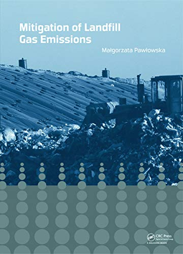 9780415630771: Mitigation of Landfill Gas Emissions