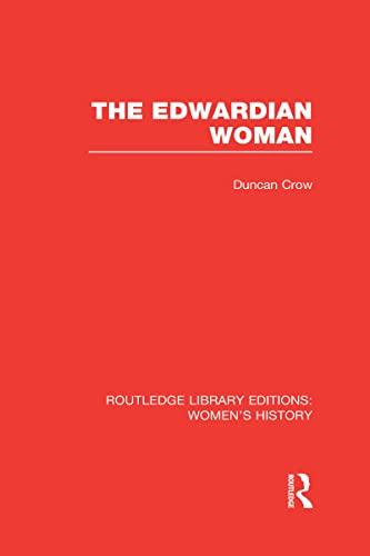 9780415630818: The Edwardian Woman