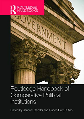 9780415630887: Routledge Handbook of Comparative Political Institutions