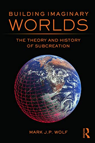 9780415631204: Building Imaginary Worlds: The Theory and History of Subcreation
