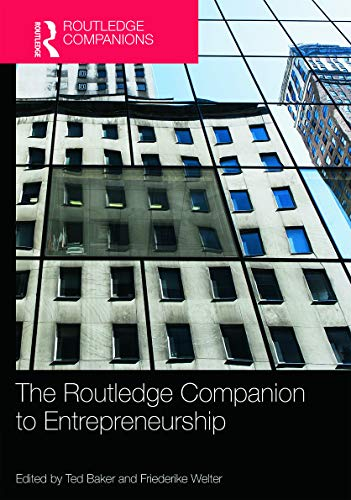 9780415631761: The Routledge Companion to Entrepreneurship (Routledge Companions in Business, Management and Accounting)