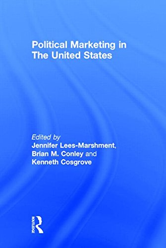9780415632850: Political Marketing in the United States