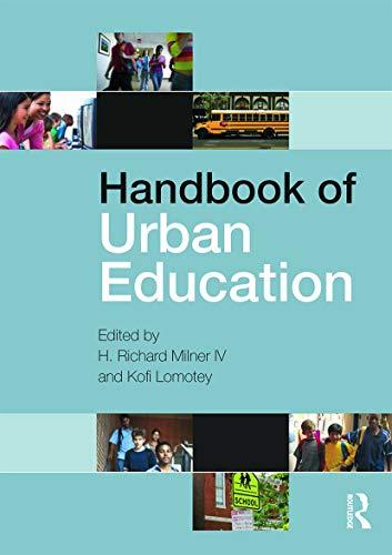 9780415634779: Handbook of Urban Education