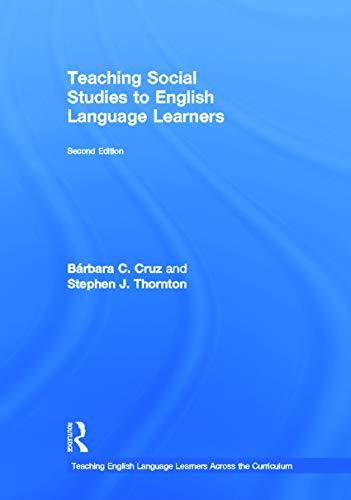 9780415634953: Teaching Social Studies to English Language Learners (Teaching English Language Learners Across the Curriculum)