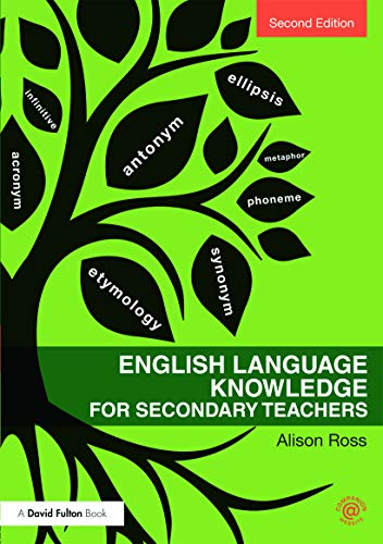 9780415635974: English Language Knowledge for Secondary Teachers