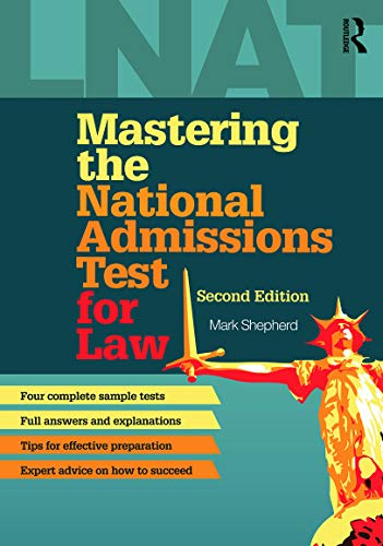 9780415636001: Mastering the National Admissions Test for Law