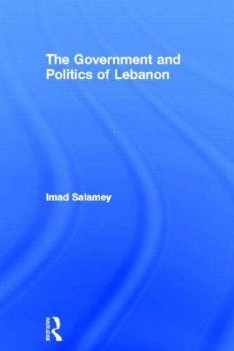 9780415636872: The Government and Politics of Lebanon