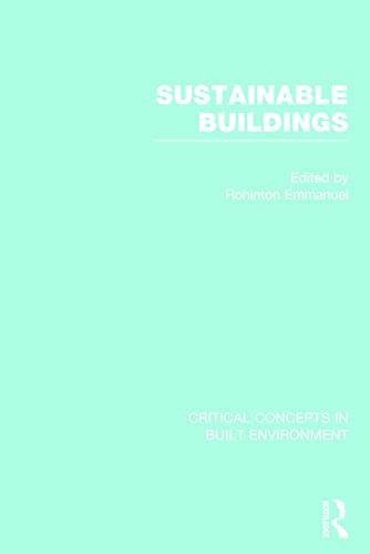 Sustainable Buildings (Hardback)
