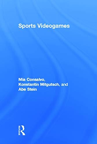 9780415637558: Sports Videogames