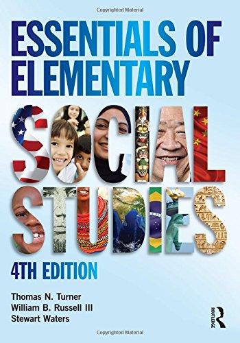 9780415638500: Essentials of Elementary Social Studies