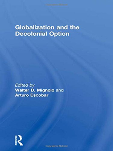 9780415638814: Globalization and the Decolonial Option