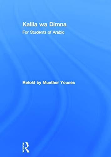9780415639965: Kalila wa Dimna: For Students of Arabic