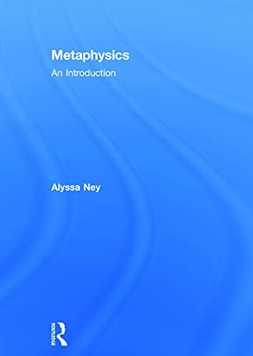 9780415640749: Metaphysics: An Introduction