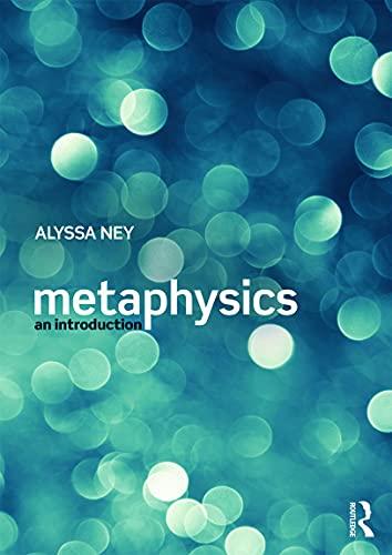 9780415640756: Metaphysics: An Introduction