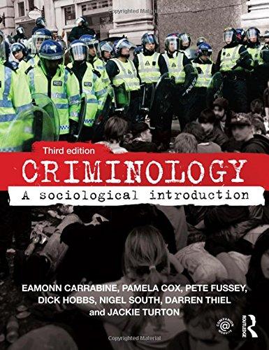 9780415640787: Criminology: A Sociological Introduction