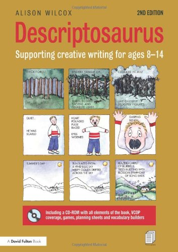 9780415640862: Descriptosaurus: Supporting Creative Writing for Ages 8-14