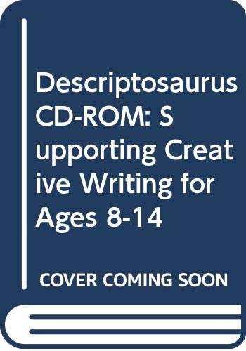 9780415640879: Descriptosaurus CD-ROM: Supporting Creative Writing for Ages 8-14