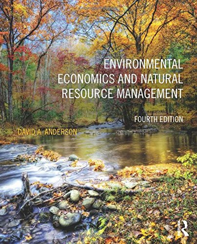 9780415640954: Environmental Economics and Natural Resource Management