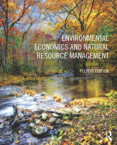 9780415640961: Environmental Economics and Natural Resource Management