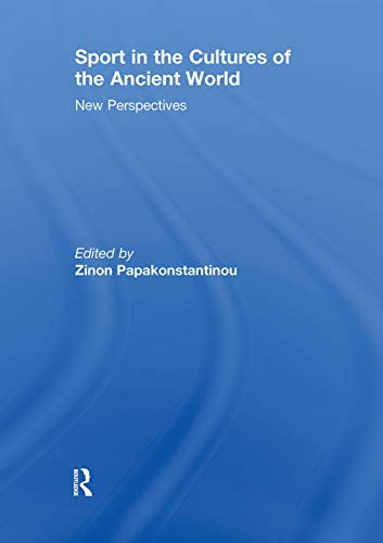 9780415641166: Sport in the Cultures of the Ancient World: New Perspectives