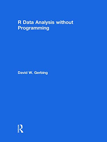 9780415641739: R Data Analysis without Programming