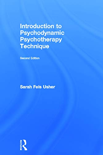 9780415642088: Introduction to Psychodynamic Psychotherapy Technique